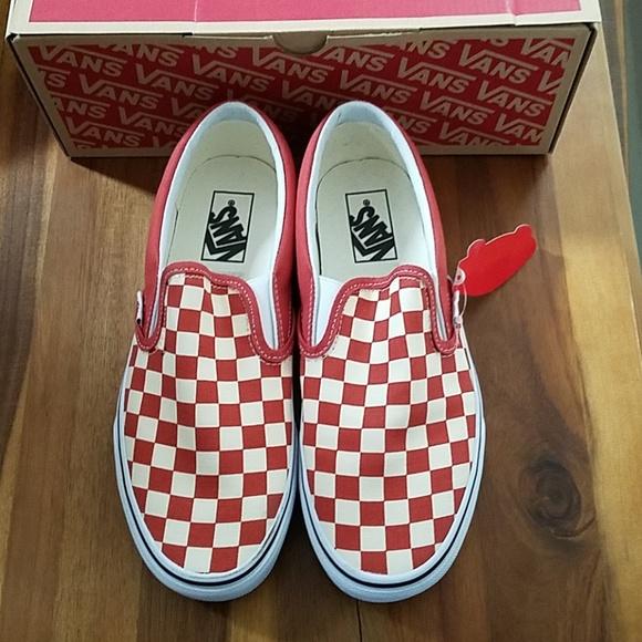 Vans Shoes | Vans Classic Slip On Hot